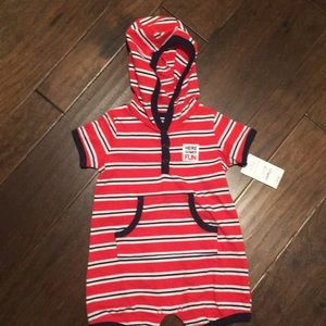 Carter 6m romper NEW! With tag!